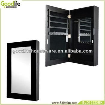 black color hinged wall mirror buy hinged wall mirror
