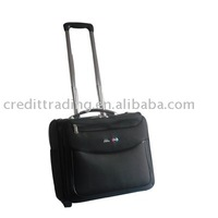 1680D water proof pilot trolley bag for laptop