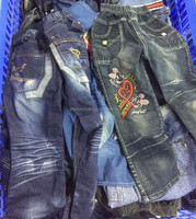 used clothes children pants in bales kenya clothing