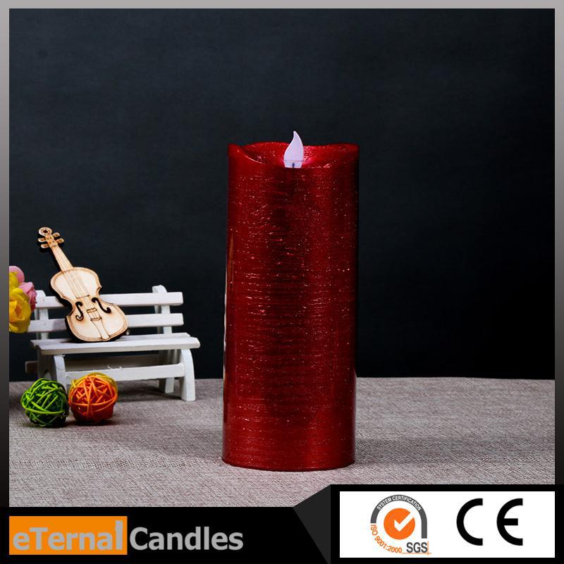 home fashion sense led grave candle/ personalized led candle/ cheap led candles