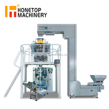 gas flushing type packaging machine