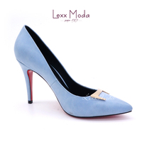 Guangzhou OL style office lady dress high heel shoes for women