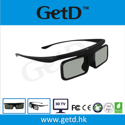 2014 NEW RF TV Active Shutter 3D Glasses-- GH1600RF1