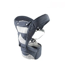 Wholesale Cheap Organic Cotton China Ergonomic Infant Accessories Backpack Hipseat Baby Sling Stretchy Wrap Carrier