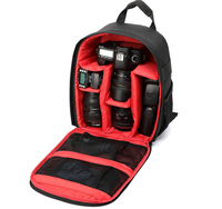 Wholesale EVA Waterproof New dslr Sling chic vintage Camera Bag Backpack