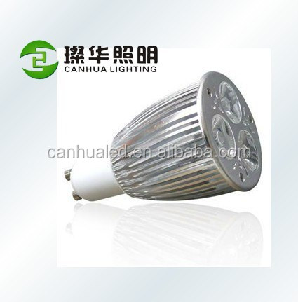 High power modern E27 E14 GU10 GU5.3 3x3W led spot lamp epistar, 220V spotlight led 9W