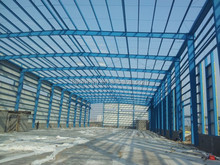 provide steel structure warehouse since 1998