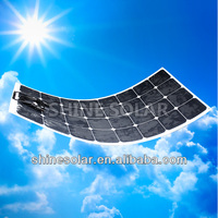 Thin Film Flexible Solar Panel/Solar Cell 120W 100W 90W