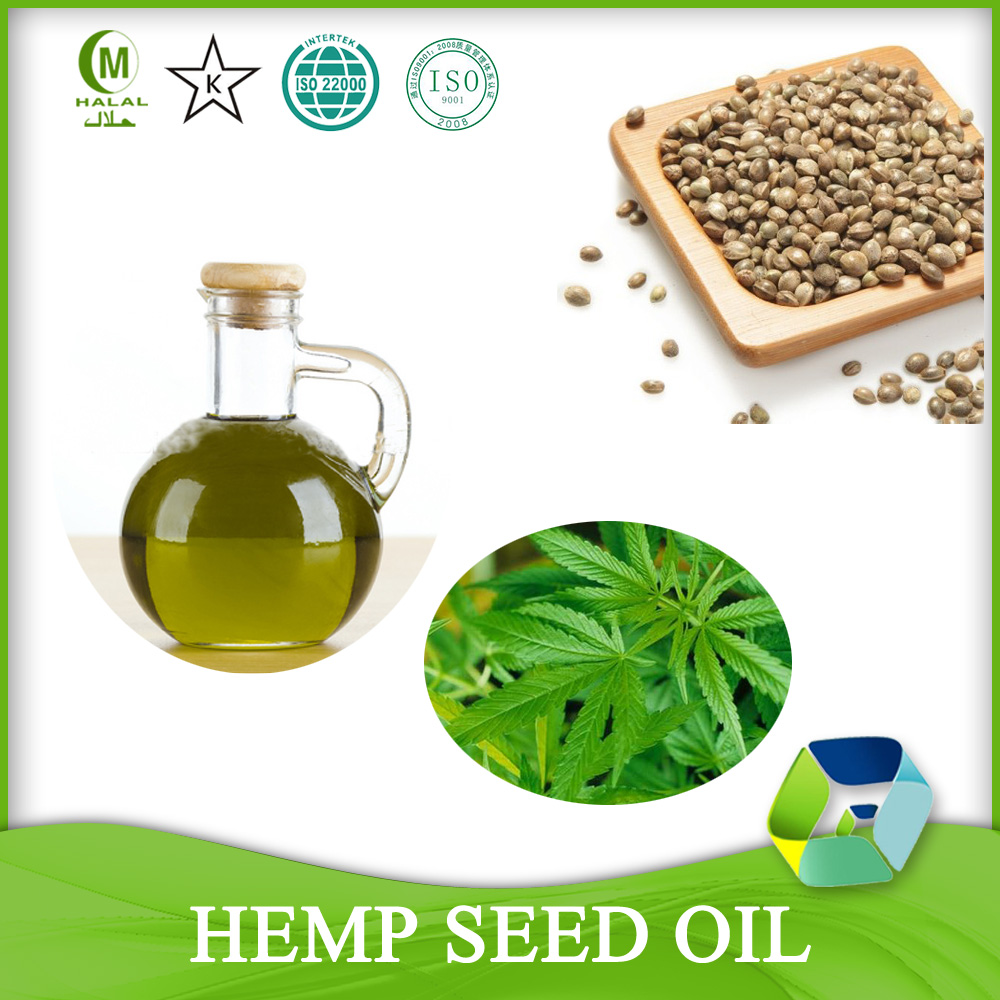 100% Pure Essential Hemp Seed Oil Basic Carrier Oil in Bulk
