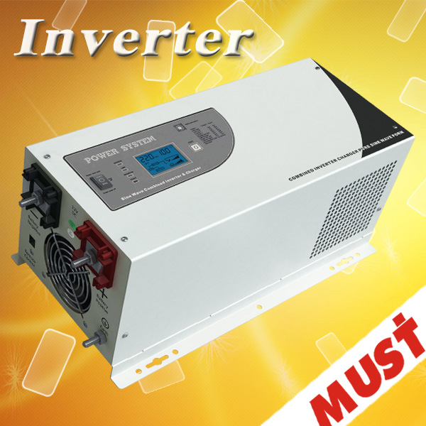 sinus inverters with 1000w to 6000w in 12vdc 24vdc 48vdc