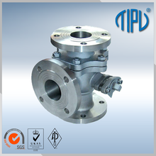 Worm Gear professional manufacturer gear operated ball valve for oil and gas