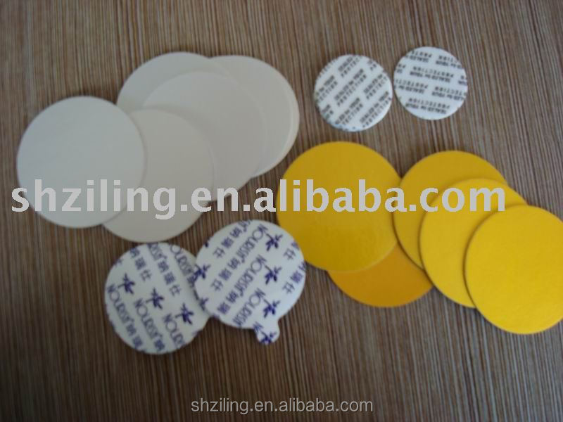 PET Aluminum Induction Sealing Wads fo bottles