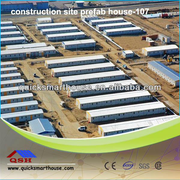 Modular House Accommodation Construction Site Labour Camp