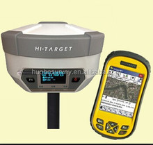 DUAL FREQUENCY H32 GNSS RTK HI TARGET GPS RTK Topographic Equipment