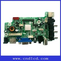LCD TV mainboard with HDMI ,LVDS