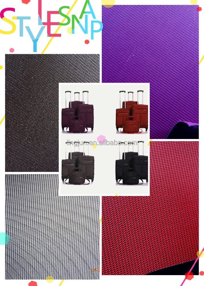 jacquard bag fabric, PVC jacquard oxford fabric with compretitive price