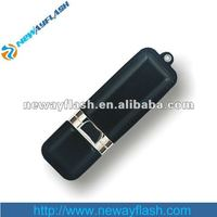 promo gift leather usb flash drive 8GB