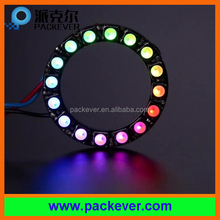 Programmable WS2812 SK6812 16 x 5050 RGB RGBW LED pixel ring