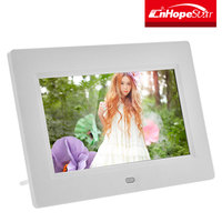 Cheap 7 inch digital photo frame made in china