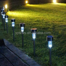 Explosion models manufacturers wholesale lawn outdoor waterproof lighting LED insert garden solar lights