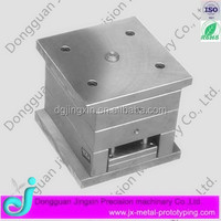 Small batch plastic parts production and rapid plastic injection mold
