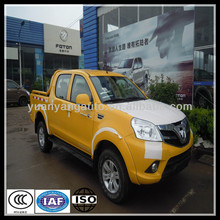Double Cab FOTON TUNLAND PICKUP (2WD & 4WD)
