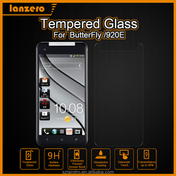 Tempered Glass Screen Protector For HTC ButterFly /920E Anti-Explosion 9H 0.33mm For HTC ButterFly /920E