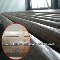 API 5L/5CT slotted casing pipe and line pipe