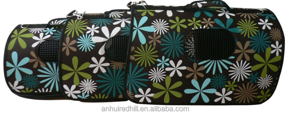 Foldable Pet travel bag dog bag