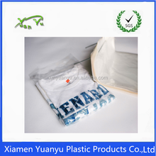 Custom printed logo wicket plastic bag for shoping/chicken packaging.