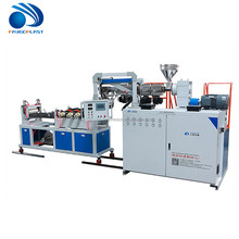 High speed high capacity used pet pp sheet extrusion line