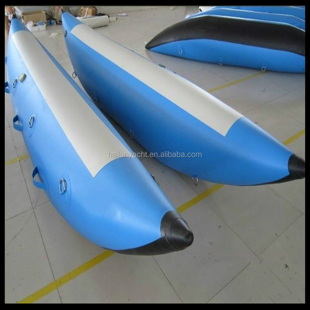 New pvc inflateable air tubes pontoon