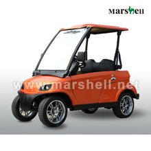 Electric street legal cool golf carts for sale DG-LSV2 with CE certificate
