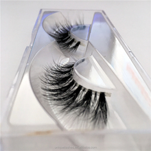 Many styles 1 pair false eyebrows fake eyebrow sticker 100% 3d mink lashes hand made nautre looking mink eyelashes