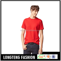 Custom Cotton O-neck men's t shirt, custom t-shirt ,Blank cotton t shirt wholesale