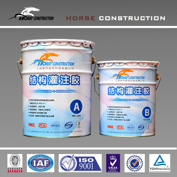 epoxy resin, perfusion glue, highway reinforcement sticking adhesive