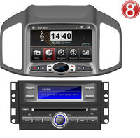ugode two din DVD GPS for Chevrolet Captiva car multimedia player