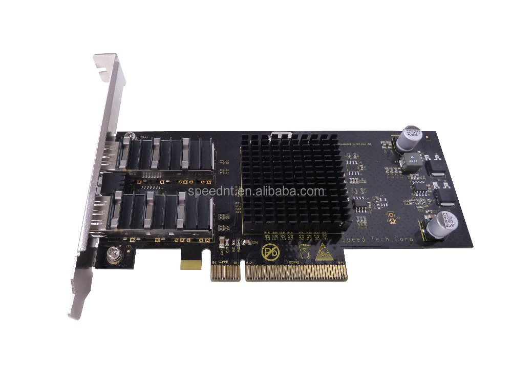 Going Fast! Star high performance 10Gigabit Ethernet dual port server adapter card UK-A2XGS