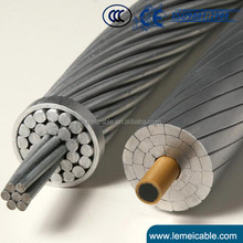 ICEA NBR ASTM DIN IEC Standard high Voltage Overhead Aluminum ACSR Cable