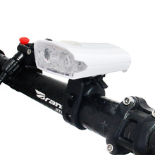 Hot selling super bright rechargable mountain bicycle led lamp