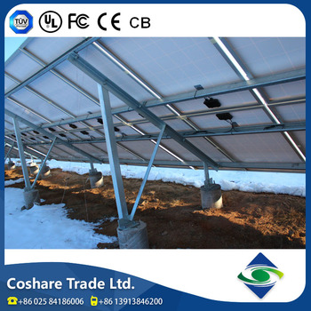 Coshare Technological Innovation Excellent High Load galvanized steel bracket