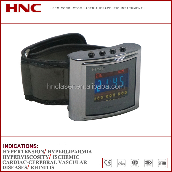 HY30-D wrist type hypertension and hyperviscosity physiotherapy instrument of diabetes