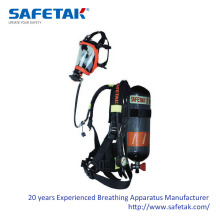 SAFETAK manufactured Self-contained Positive Air Breathing Apparatus RHZK6.8/Airpro