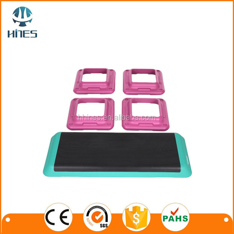 Plastic Environmental Aerobic Fitness Step, Gym Step Aerobics