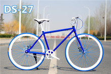 colourful 700c fixed gear bike for sale
