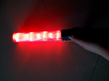 ABS traffic police wand anti riot LED flashing baton