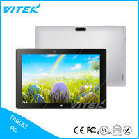 Factory Supply Best free sample 10.1 inch tablet wifi gps bt intel