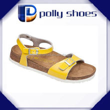 2017 high quality mens arabic leather sandals
