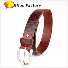 2014 Summer New Arrival Paris Fashion Show Leather Casual Belt For Famous Star necessaries Cow Leather Belt in Best Price
