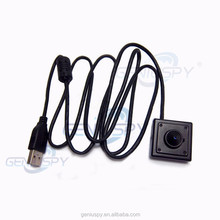 3.7mm Pinhole Lens 720P Mini USB Camera 1.0 Megapixel For ATM Machine Surveillance